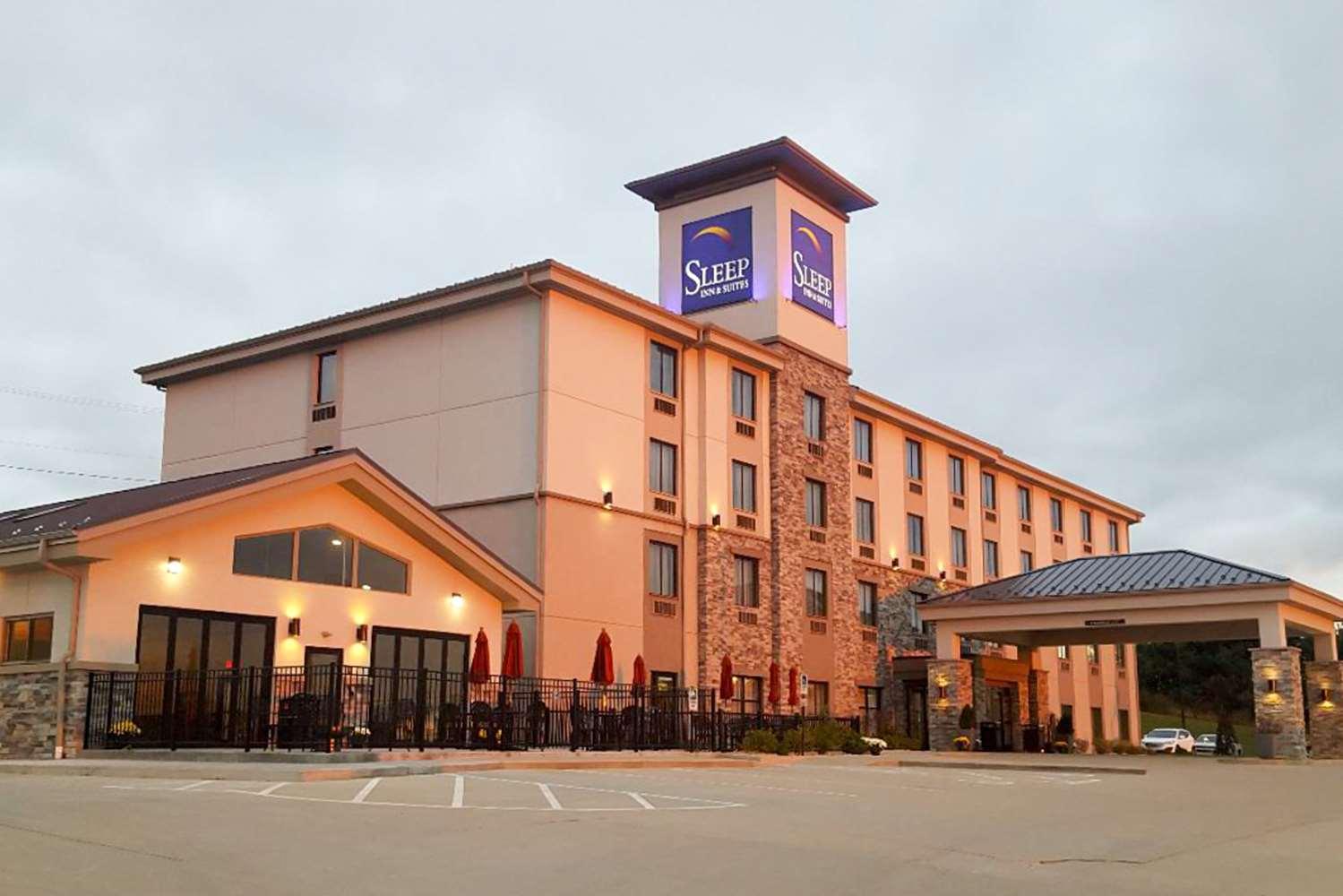 Exterior view - Sleep Inn & Suites Belmont