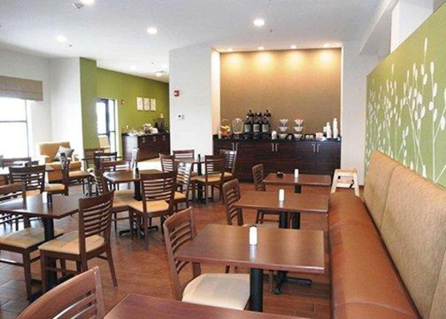 Restaurant - Sleep Inn & Suites Belmont