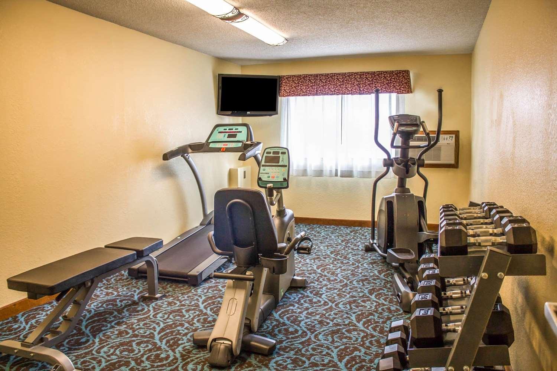 Fitness/ Exercise Room - Quality Inn Canton