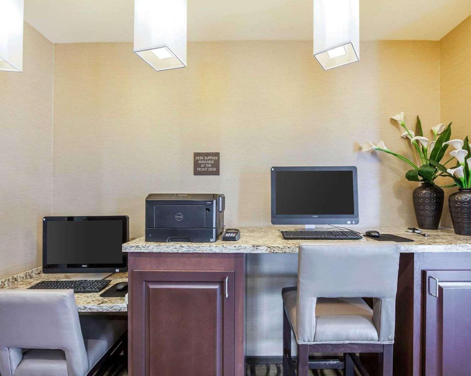 Conference Area - Comfort Suites Marietta