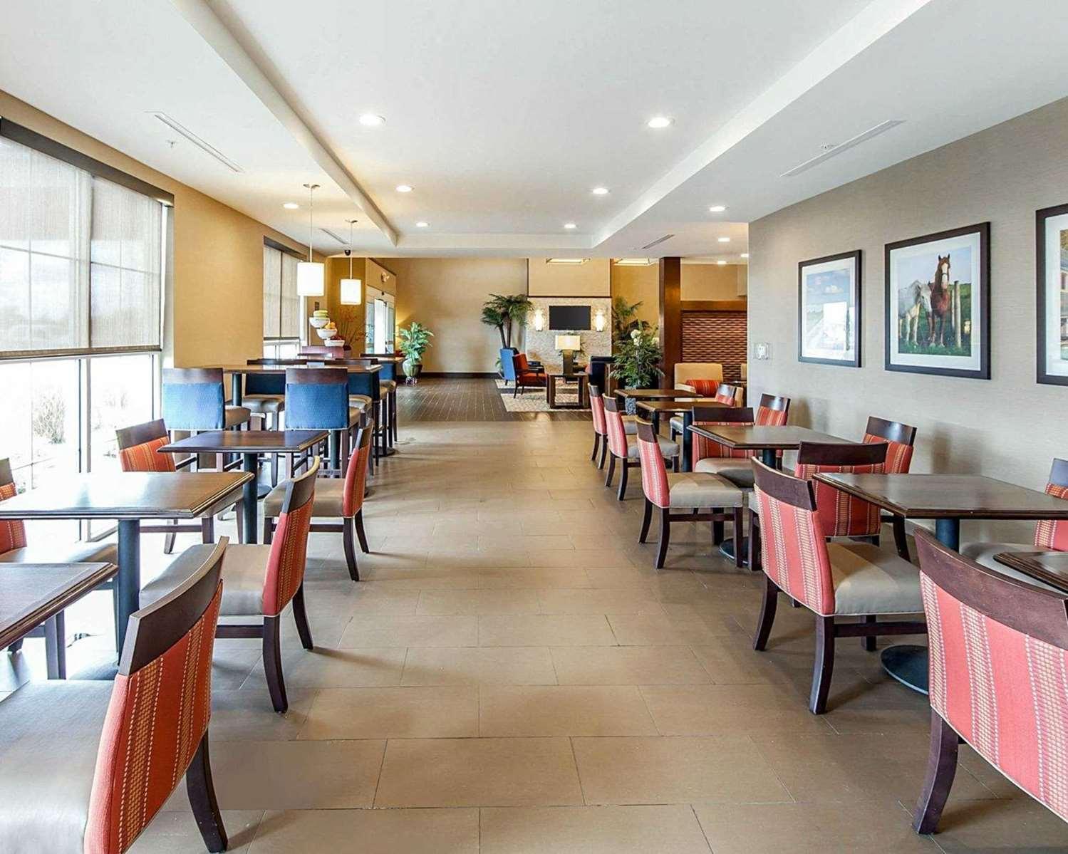 Restaurant - Comfort Suites Marietta