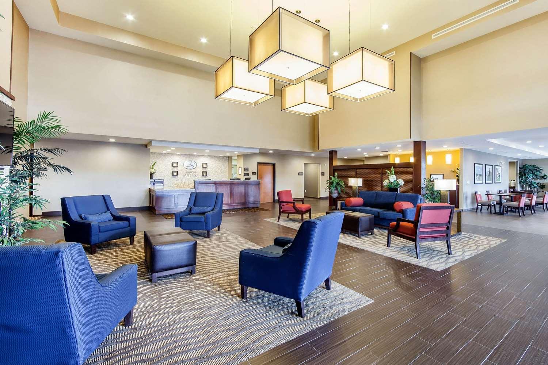 Lobby - Comfort Suites Marietta