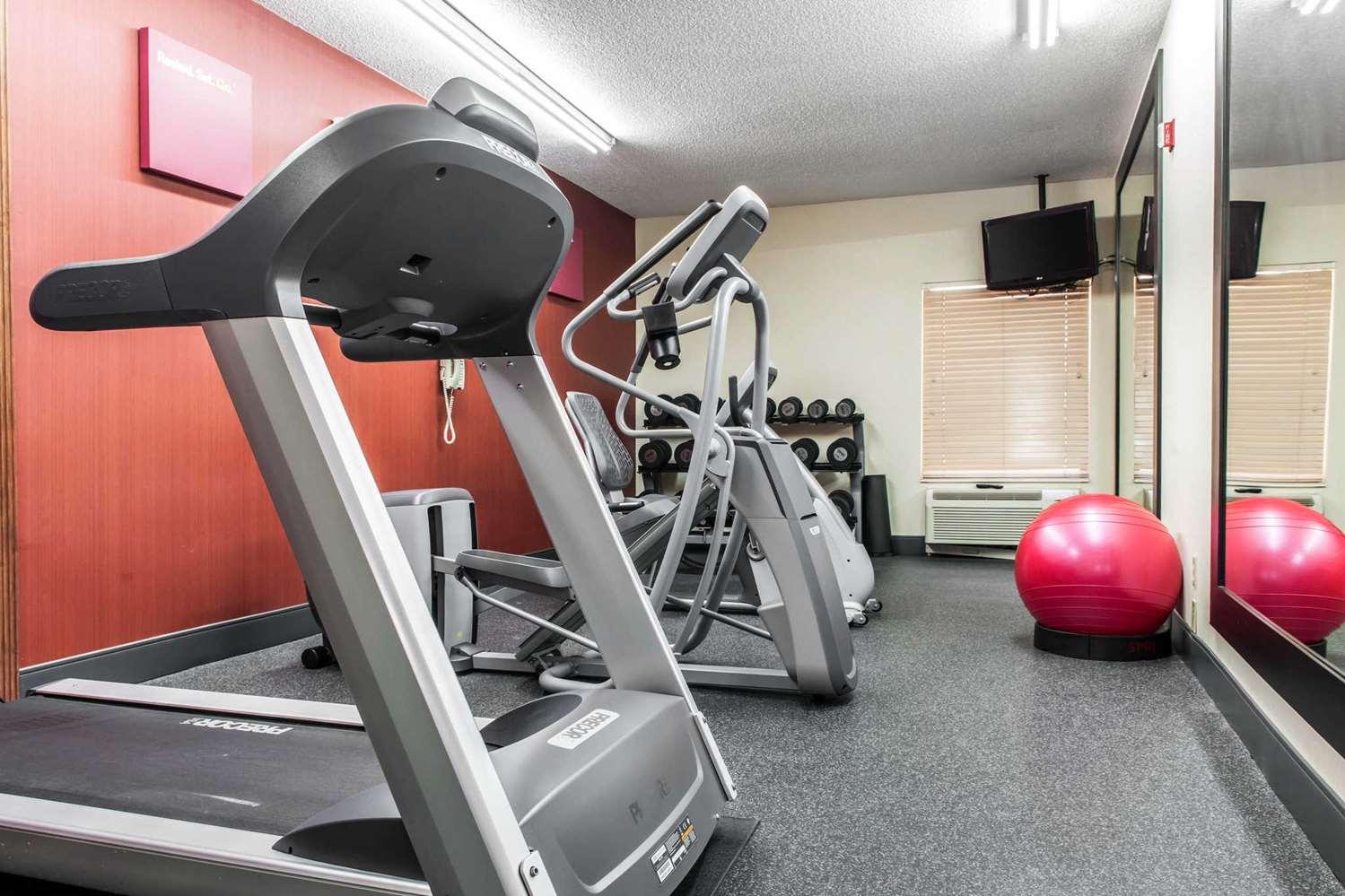 Fitness/ Exercise Room - Comfort Inn Blue Ash