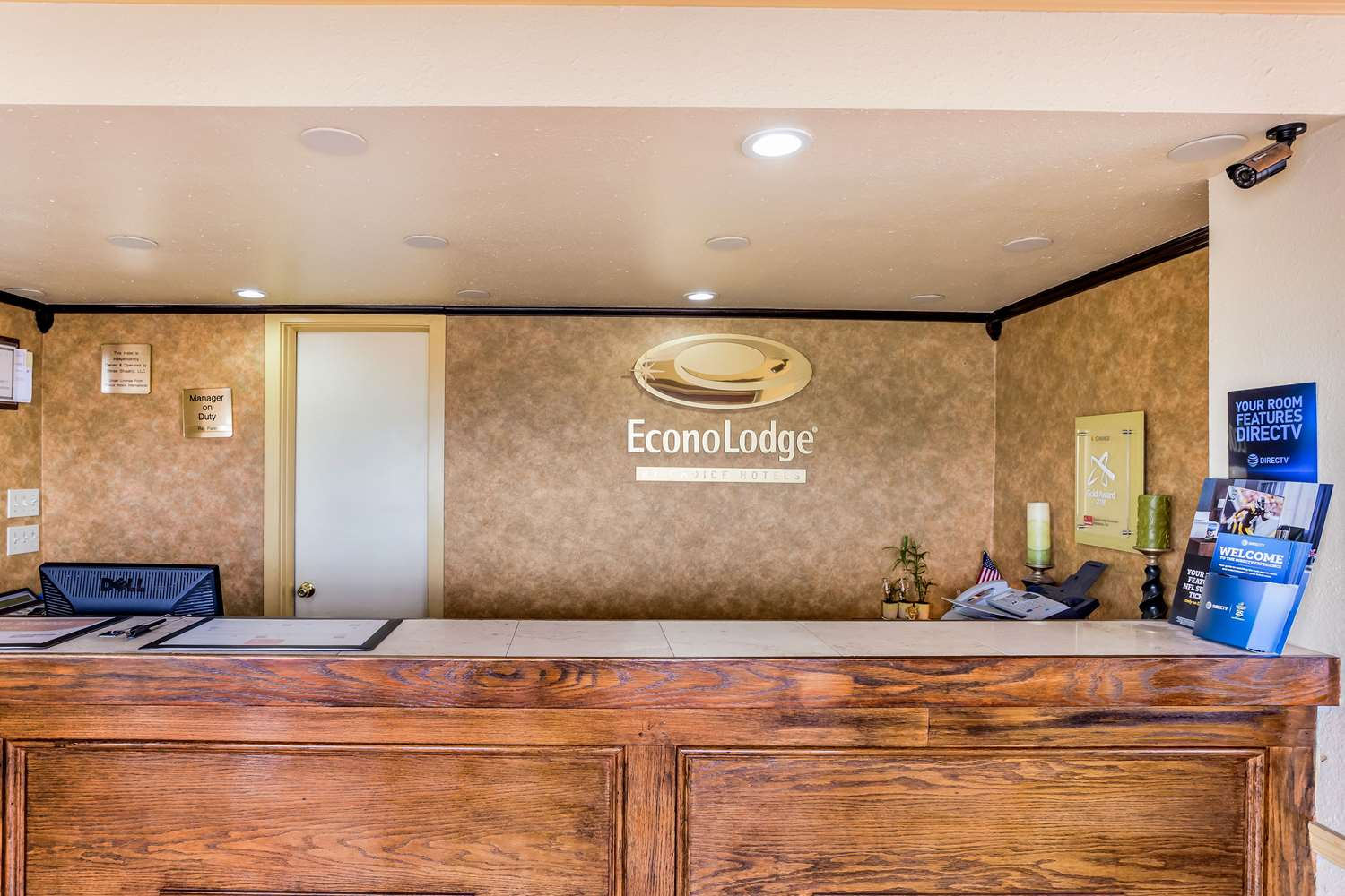 Lobby - Econo Lodge McAlester