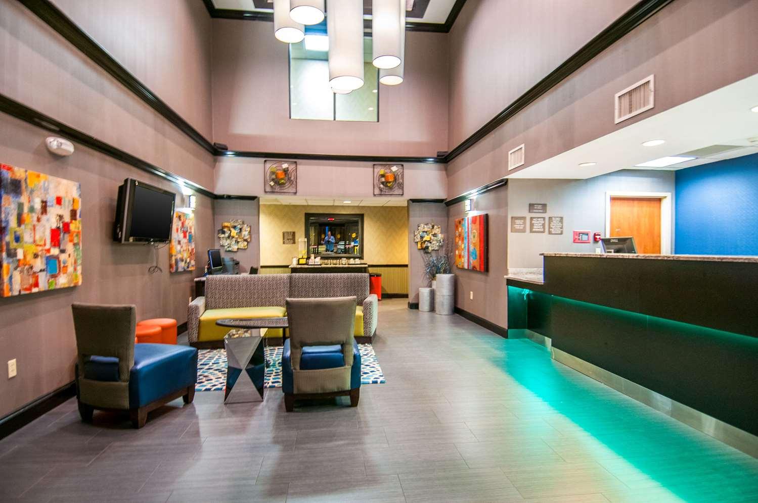 Lobby - Comfort Inn & Suites Pauls Valley