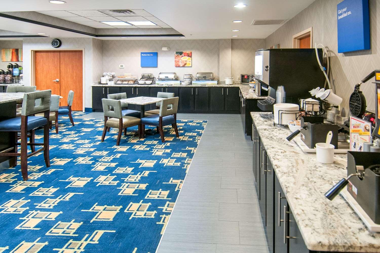 Restaurant - Comfort Inn & Suites Pauls Valley