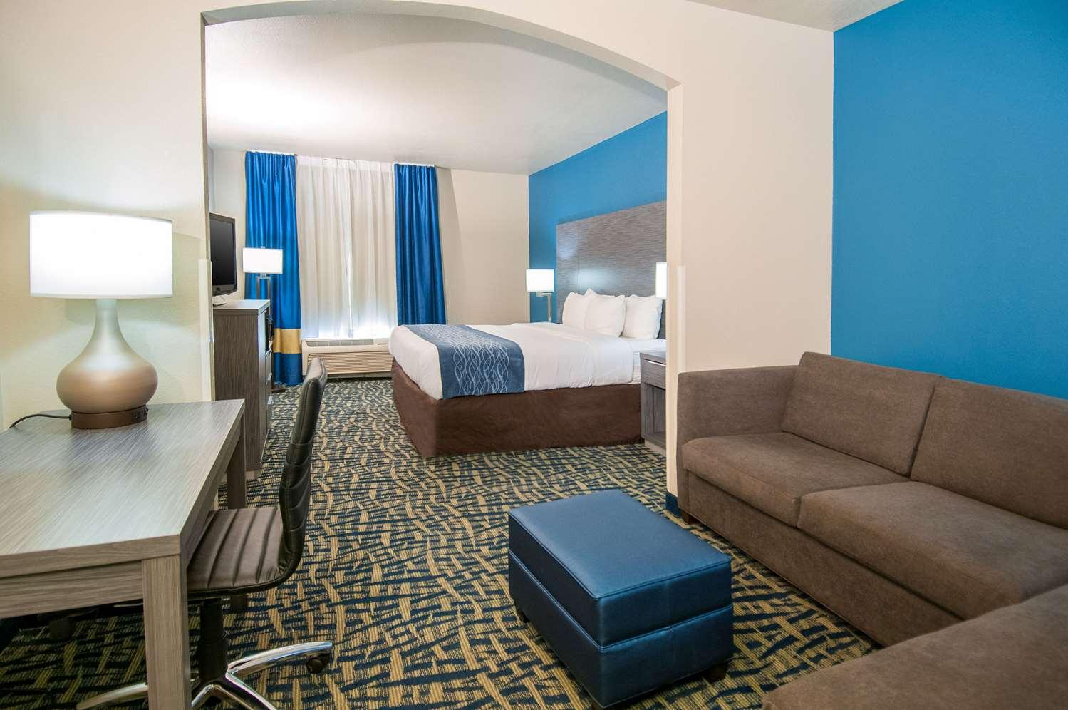 Room - Comfort Inn & Suites Pauls Valley