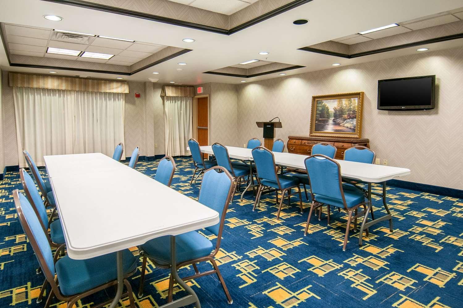 Meeting Facilities - Comfort Inn & Suites Pauls Valley