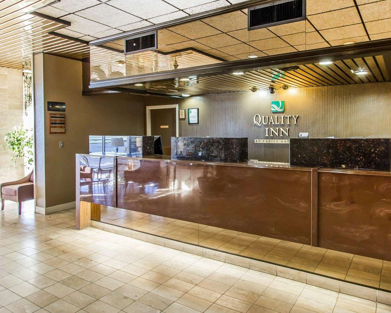 Lobby - Quality Inn Ada