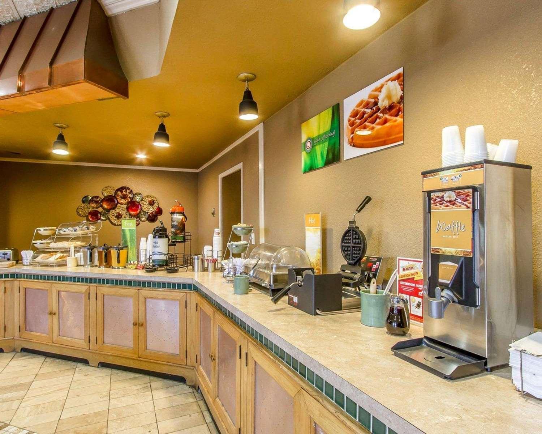 Restaurant - Quality Inn Ada
