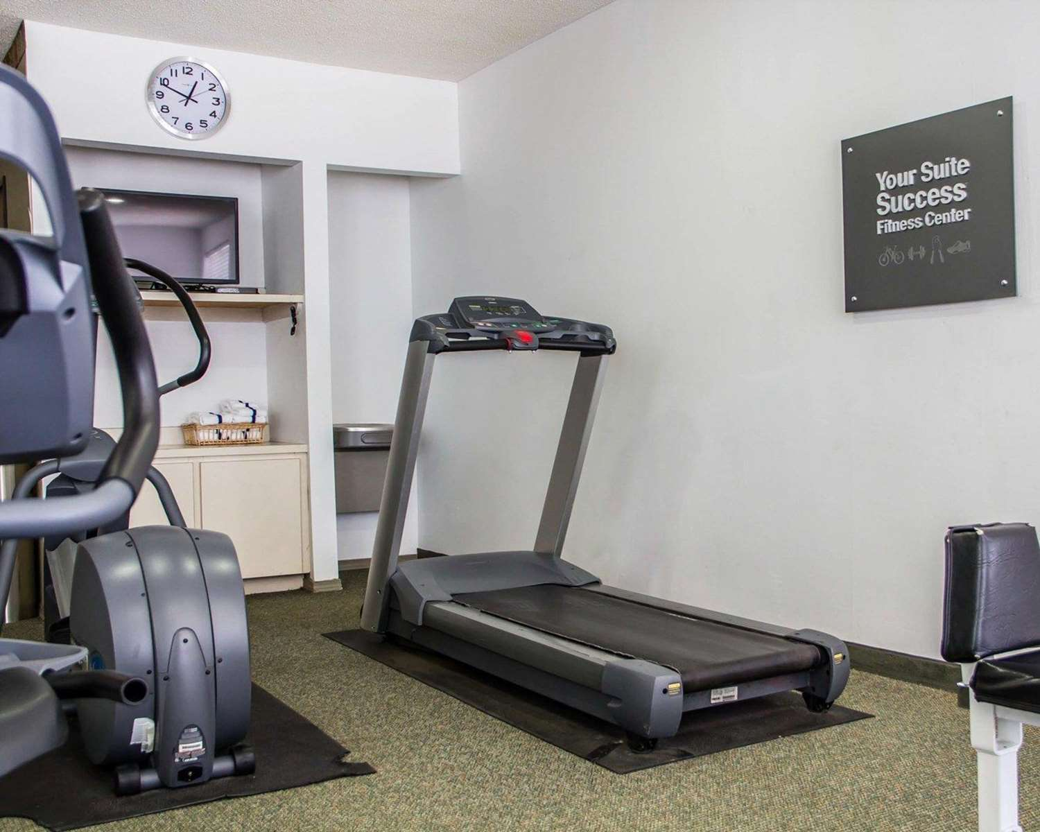 Fitness/ Exercise Room - Comfort Suites McAlester