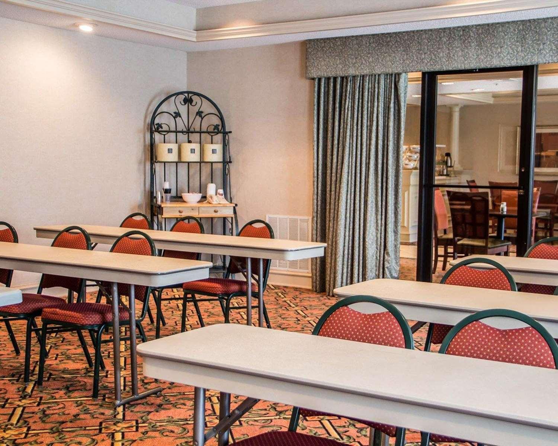Meeting Facilities - Comfort Suites McAlester