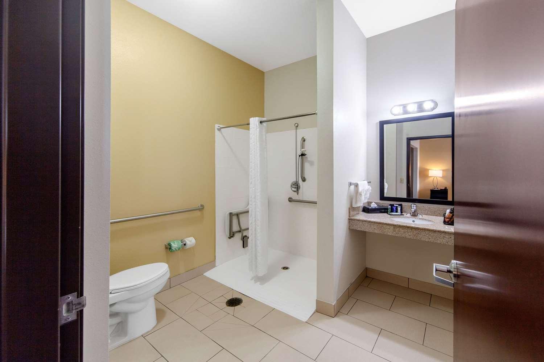 Room - Sleep Inn & Suites Goldsby