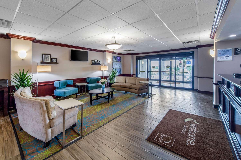 Lobby - Sleep Inn & Suites Goldsby