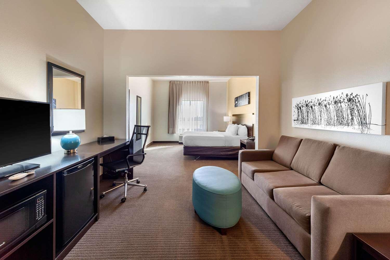 Suite - Sleep Inn & Suites Goldsby