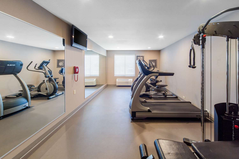 Fitness/ Exercise Room - Sleep Inn & Suites Goldsby