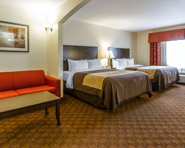 Suite - Comfort Inn & Suites Atoka