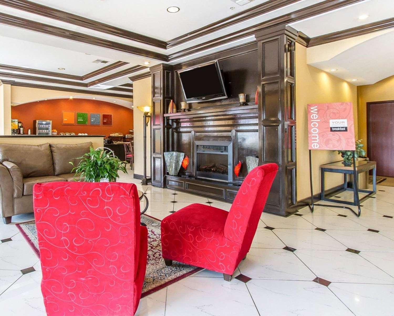 Lobby - Comfort Inn & Suites Atoka