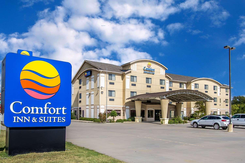 Exterior view - Comfort Inn & Suites Atoka
