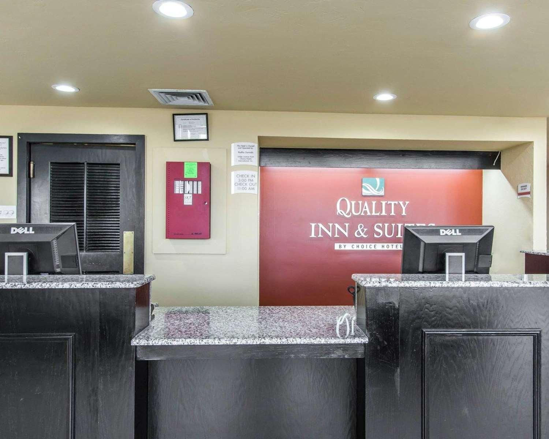 Lobby - Quality Inn & Suites Oklahoma City