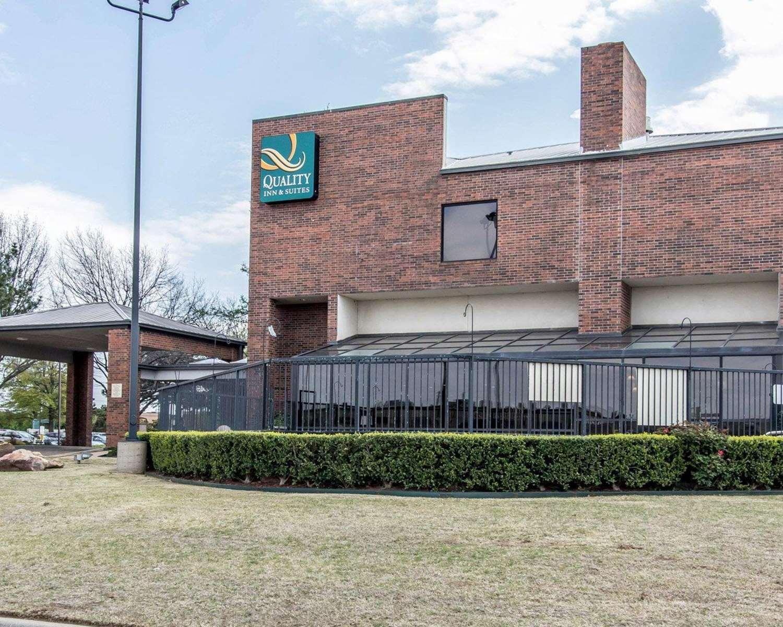Exterior view - Quality Inn & Suites Oklahoma City